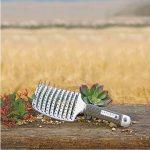 Natura Keratin - Vent Brush - Ventilációs, Ívelt Laposkefe MEGSZŰNT, helyette fitoC Aminotherapy márkában lesz kapható!