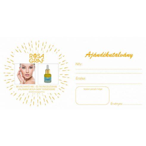 Rosa Graf - Ajándékutalvány 10db